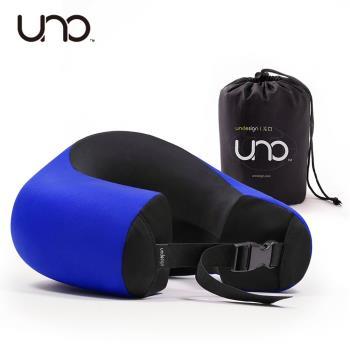 UNO Premium 多功能頸枕 旅行午睡護頸U型枕(藍色)
