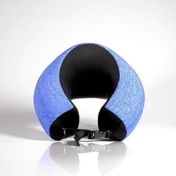 UNO Rough 多功能頸枕 旅行午睡護頸U型枕-海波藍