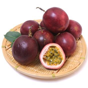 愛上水果 埔里吊網香甜百香果 5台斤(約30-40顆)