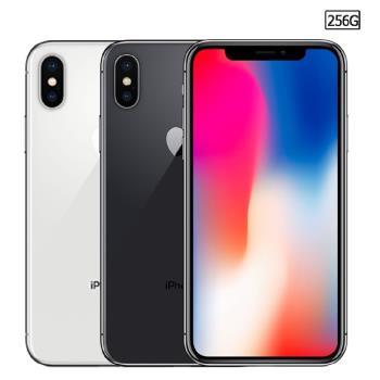 Apple iPhone X (256GB) 5.8吋智慧型手機[官方認證福利機]