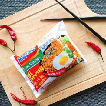 東南亞熱銷泡麵-營多印尼炒麵5包組