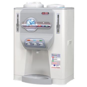 晶工牌 省電科技冰溫熱全自動開飲機 JD-6206