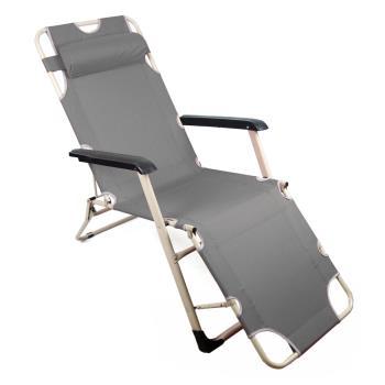 TreeWalker 單人加寬三段式躺椅(露營床)-紅
