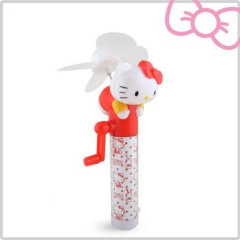 Hello Kitty/Gudetama 蛋黃哥 造型手搖環保風扇