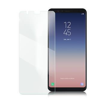 Xmart for SAMSUNG Galaxy A8 Star 薄型 9H 玻璃保護貼-非滿版