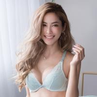 莎薇-AIR COOL 系列 D 罩杯內衣(清涼白)