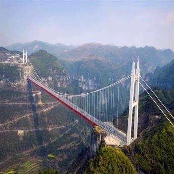 特賣張家界玻璃橋鳳凰古城全新矮寨大橋6日(無購物)旅遊