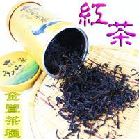 【鑫龍源有機茶園】有機紅茶-金萱品種1罐組(50g/罐)-附提袋