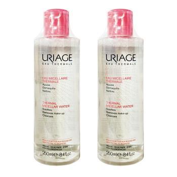 URIAGE優麗雅 全效保養潔膚水250ml x2入 (敏感性肌膚適用)