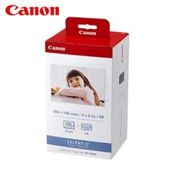 Canon KP-108 (4X6印相紙108張)