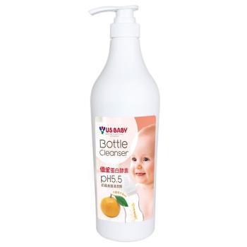 【優生】酵素奶瓶清潔劑-橘子-1000mlX6罐/箱(效期2019年6月)