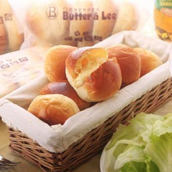 巴特里烘焙坊 原味奶油爆漿餐包(10顆/袋)
