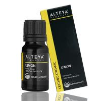 Alteya Organics 保加奧圖 檸檬原萃精油(10mL)
