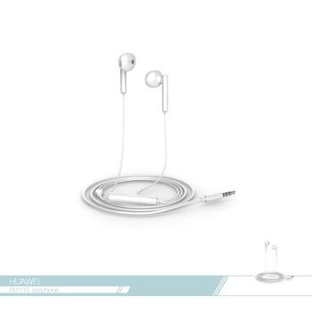 Huawei華為 原廠AM115 半入耳式耳機 3.5mm各廠牌適用【台灣公司貨】