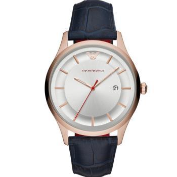 Emporio Armani 簡約紳士時尚腕錶  AR11131