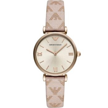 Emporio Armani Gianni T-Bar典雅時尚腕錶  AR11126