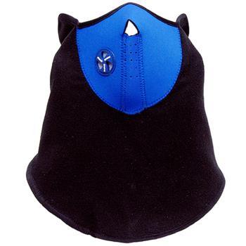 月陽 半罩式防塵防風防寒面罩/口罩(2746)-加長透氣型