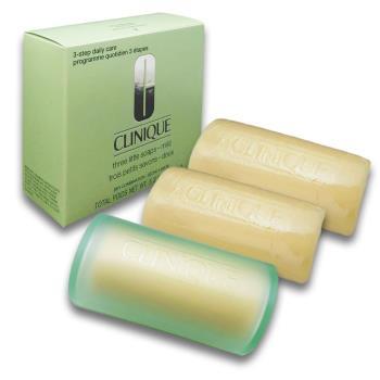 Clinique倩碧 三步驟洗面皂(3小塊)