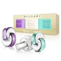 【Bvlgari寶格麗】水晶系列隨身香氛禮盒(15mlx3)