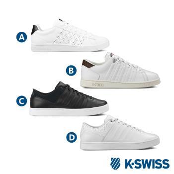 K-Swiss 休閒運動鞋-男-共四款