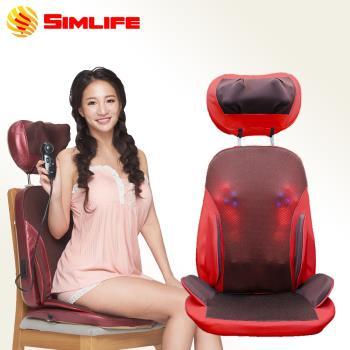 Simlife 仿沙發108包覆式按摩頭椅墊