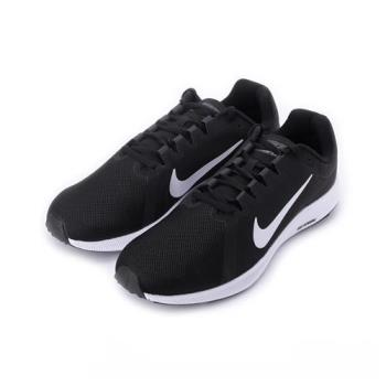 NIKE DOWNSHIFTER 8 輕量跑鞋 黑白 908984-001 男鞋 鞋全家福