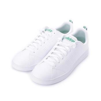 ADIDAS ADVANTAGE CLEAN VS復古網球鞋 白綠 F99251 男鞋 鞋全家福