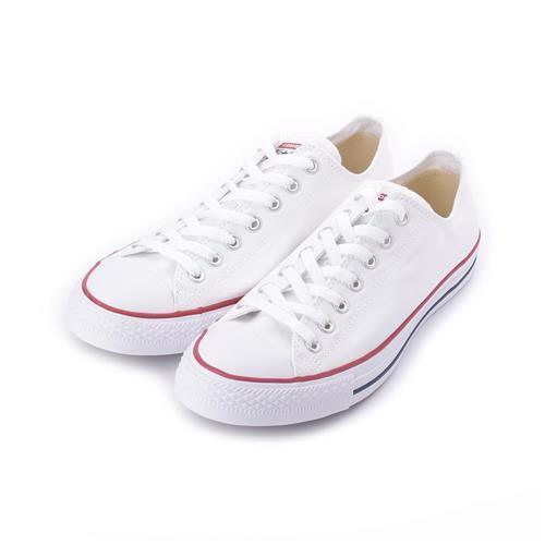 CONVERSE STAR 低筒帆布鞋全白M7652C TAYLOR 男鞋鞋全家福ALL CHUCK ... 27e1359a27d