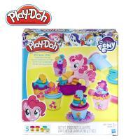 Play-Doh培樂多-彩虹小馬碧琪杯子蛋糕派對