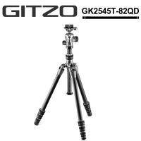 GITZO GK2545T-82QD Traveler 碳纖維2號4節三腳架-球型雲台套組