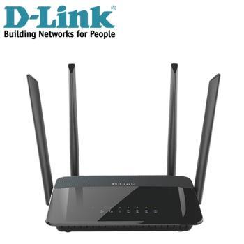 D-Link友訊 DIR-842-C AC1200 MU-MIMO雙頻Gigabit無線路由器