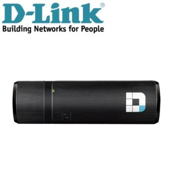 D-Link友訊 DWA-182 AC1200 MU-MIMO雙頻USB3.0無線網卡