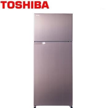 TOSHIBA東芝505公升變頻電冰箱(優雅金)GR-H55TBZ(N)