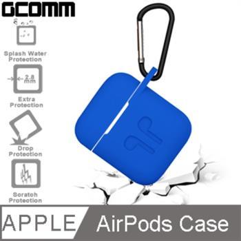 GCOMM Apple AirPods 藍芽耳機增厚保護套 皇室藍