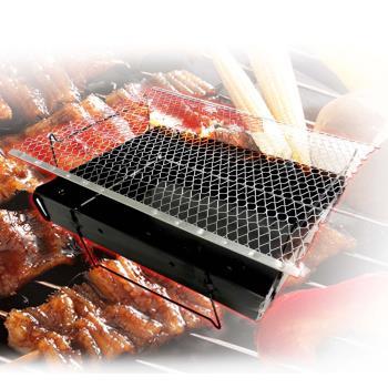 金德恩專利產品折疊拋棄式烤肉爐/燒烤/中秋節/露營/烤肉