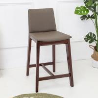 Bernice 森瓦實木吧台椅 吧檯椅 高腳椅 矮