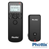 Phottix Aion 無線 定時 遙控器 快門線 for NIKON CANON SONY 可換線 可換頭(公司貨)16373