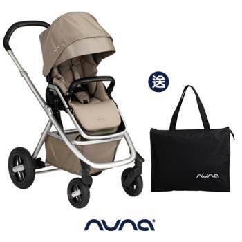 【nuna】IVVI 推車 (香檳金) 送品牌專屬手提袋