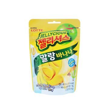 [LOTTE] 香蕉Q糖50g*20入/組