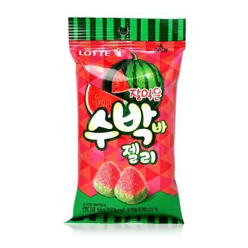 [LOTTE] 西瓜軟糖56g*20入/組