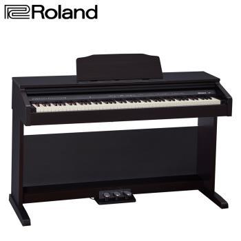 【Roland 羅蘭】RP30 數位電鋼琴 88鍵滑蓋式含腳架組 贈耳機 (不含安裝)