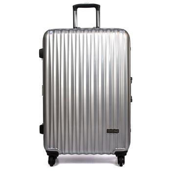 aaronation - KANGOL系列金屬亮面質感行李箱26吋-URA-KG1126
