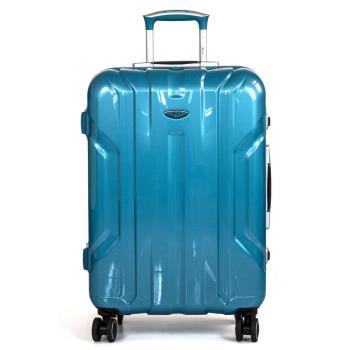 eminent 雅仕 - 鋼鐵亮面風格鋁框PC行李箱20吋-URA-9L6-20
