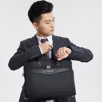 【金安德森】WORK 商務手提公事包-黑色