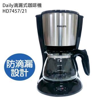 PHILIPS飛利浦 Daily滴漏式咖啡機HD7457
