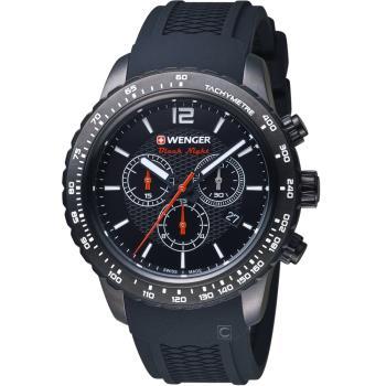 WENGER Roadster 競速方程式計時腕錶  01.0853.109