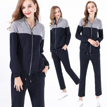 麗質達人 - 2885外套+長褲二件式套裝