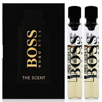 BOSS 紳士男性淡香水 針管1.5mlx2入(英國進口)