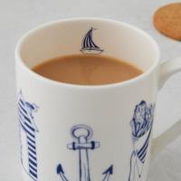 英國蛋 馬克杯 經典航海