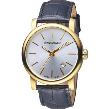 WENGER Urban 都會系列 現代經典紳士腕錶 01.1041.119
